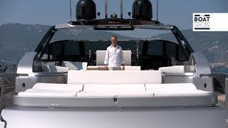 [ITA] RIVA 88 FLORIDA - Prova Yacht e Tour Interni - The Boat Show