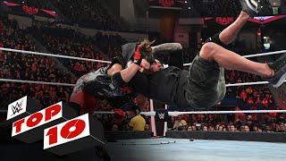 Top 10 Raw moments: WWE Top 10, Dec. 30, 2019
