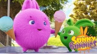 Cartoons for Children | SUNNY BUNNIES NATIONAL ICE CREAM DAY | Funny Cartoons For Children