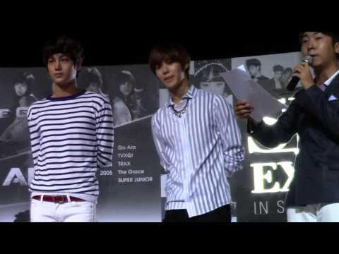 SHINee TAEMIN & EXO KAI 【SMARTEXHIBITION】