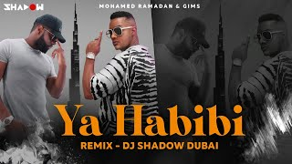 Ya Habibi (Remix) – DJ Shadow Dubai Ft Mohamed Ramadan – Gims Video HD