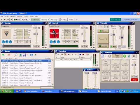 Consejos para una buena transmision con SAM Broadcaster