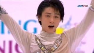 Yuzuru Hanyu - WC12 - FS (ESP ITA)