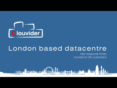 Watch our London Enfield Datacentre being built