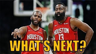 What's Next for the Houston Rockets? | Blow Things Up or Run It Back?