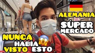 VISITANDO UN SUPERMERCADO EN ALEMANIA | NUNCA VI NADA IGUAL - Gabriel Herrera