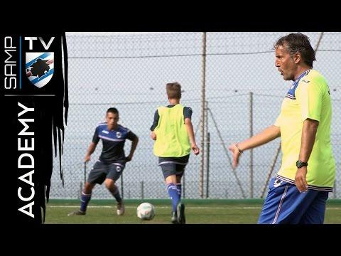 Academy: l'U15 si prepara ad affrontare la nuova stagione