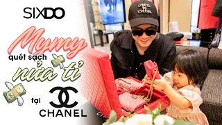 [Tập 4] Lần Đầu Tiên | Đỗ Mạnh Cường tặng quà con gái MyMy set túi Chanel hơn nửa tỉ  | SIXDO