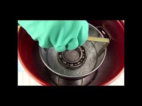 Dip tanks video clip