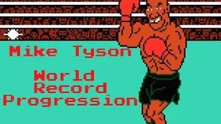 World Record Progression: Mike Tyson