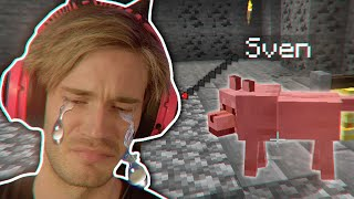 I killed Pewdiepie's dog in Minecraft