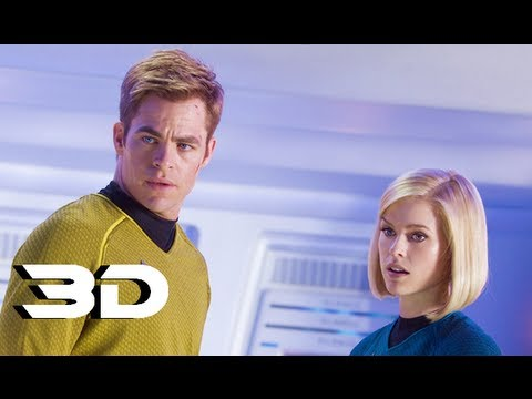 Star Trek Into Darkness - International Trailer In 3D (2013)