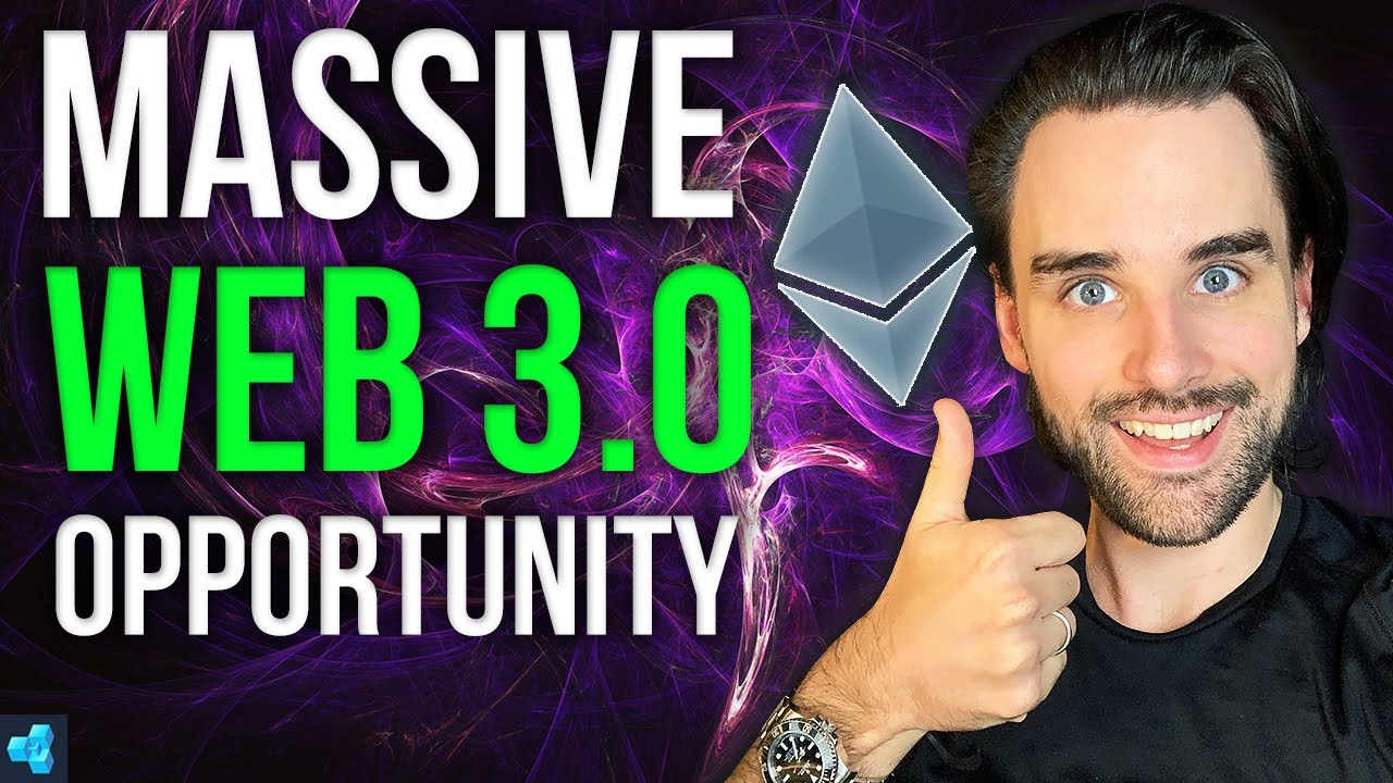 How to Profit from the MASSIVE Web 3.0 Trend!