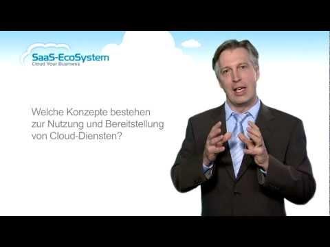 Konzepte zur Nutzung und Bereitstellung von Cloud-Diensten