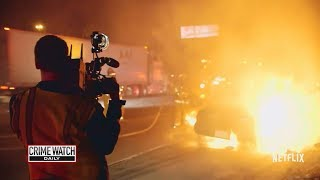 """Shot in the Dark"" Follows Nighttime Photographers Covering Tragedies - Crime Watch Daily"