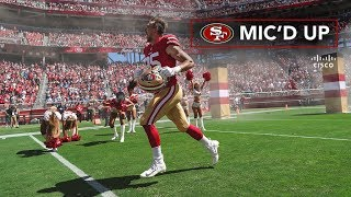 Mic'd Up: Top Moments from the 2018 Season