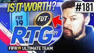 IS DRAFT WORTH IT?! - #FIFA19 Road to Glory! #181 Ultimate Team