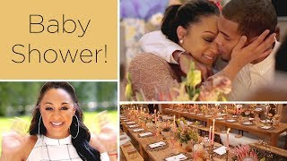 Tia Mowry's Second Baby Shower | Quick Fix