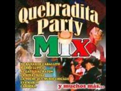 QUEBRADITAS PARTY MIX CON EL DJBROWNPRIDE (GUILA)