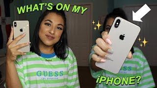 What's on my iPhone XS Max ⎮ 2019