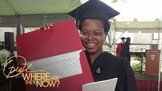 Homeless to Harvard (and Beyond!): Khadijah Williams | Where Are They Now | Oprah Winfrey Network
