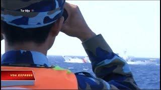 Truyền hình VOA 23/7/19: Chuyên gia: Khả năng đụng độ ở Bãi Tư Chính 'ngày càng cao'