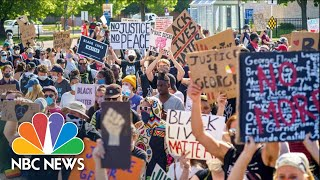 NBC News Special Report: Nationwide Protests Over Death Of George Floyd | NBC News