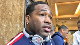 "ADRIEN BRONER ""MAN **** KEITH THURMAN! TELL HIM TO GO GET HIS SPEECH TOGETHER!"""