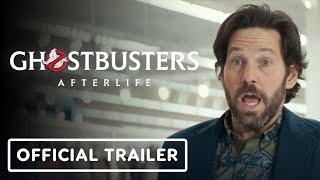 Ghostbusters: Afterlife - Official International Trailer (2021) Paul Rudd, Finn Wolfhard