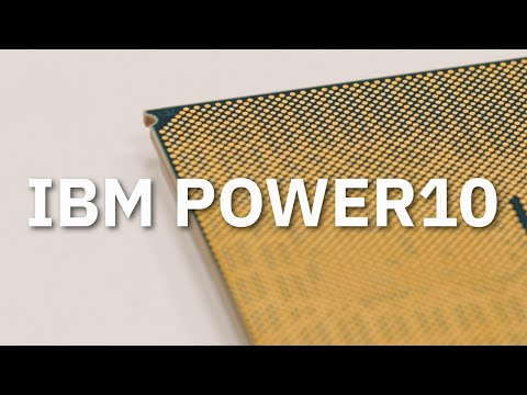 Learn more about the Legacy and Future of the IBM POWER processor family with its newest member: IBM POWER10.