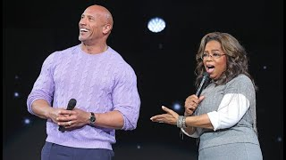 Oprah's 2020 Vision Tour Visionaries: The Rock Interview