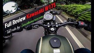 #VLOG 2 : Test ride Kawasaki W175 di kemacetan Jakarta | Kupas tuntas !!