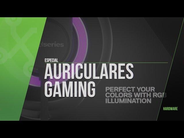 9 auriculares gaming que te podrían interesar