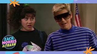 The Time Zack Morris Unleashed A Plague Of Rodents