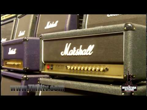 WINTER NAMM 2010 - MARSHALL - Booth Walk-Through