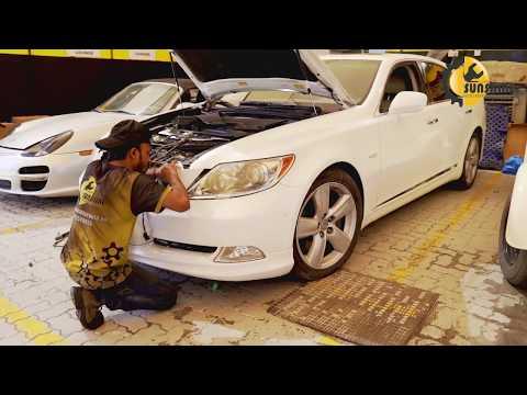Car repair services dubai