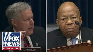 Meadows, Cummings clash over Conway's alleged Hatch Act violations