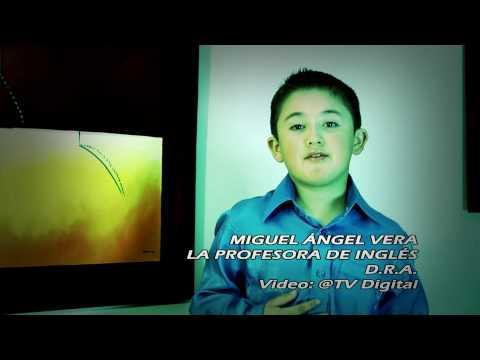 LA PROFESORA DE INGLÉS MIGUEL ANGEL VERA