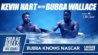 Cold As Balls All-Stars | Bubba Wallace | Laugh Out Loud Network