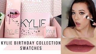 Kylie Cosmetics Birthday Collection - Twenty Lip Kit, King Ultra Glow