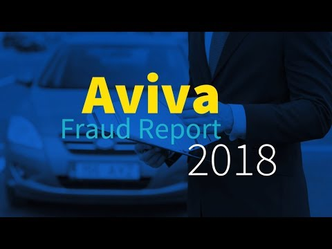 Video: Aviva Fraud Report 2018