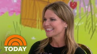 Savannah Guthrie Talks New Book, 'Princesses Save The World' | TODAY