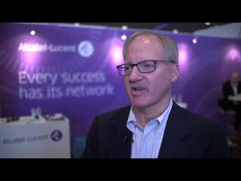 Director IP Transport Product Marketing of Alcatel Lucent at Next Generation Optical Networking 2015