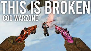 Call of Duty Warzone Broken Gun