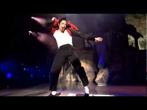 Michael Jackson - Earth Song - Live [HD/720p]