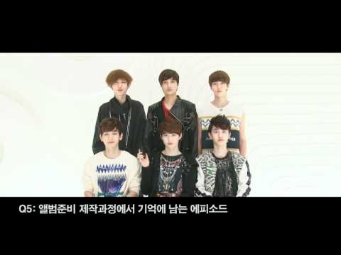 EXO-K_MAMA Album Promotion Interview
