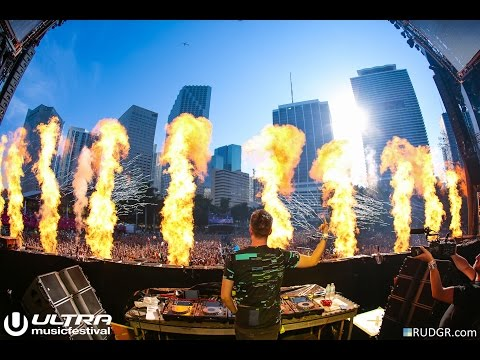 Nicky Romero - Ultra Music Festival (2015)