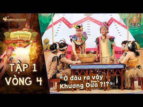 Thiên đường ẩm thực 6 | Tập 1 Vòng 4: Khương Dừa bị Trường Giang tố vì cho nghệ sĩ ăn quá nhiều ?