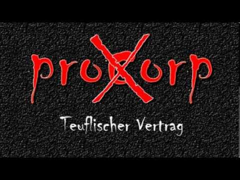 proXCorp - Teuflischer Vertrag (Studio Version)
