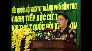 Chủ tịch Nguyễn Thị Kim Ngân nói gì về chọn nhà thầu cho đường cao tốc Bắc Nam?